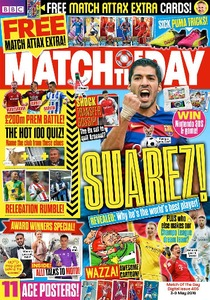 Match of the Day - 3 May 2016