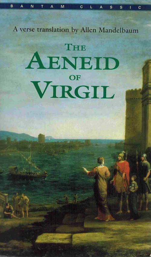 a review of the aeneid a latin epic poem by virgil His father was a smallholder, and managed to send the virgil to study at  cremona, milan, rome, and naples, where he mastered greek, latin,.