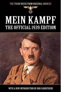 The violent content in mein kampf essay
