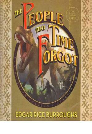 Caspak series - 02 : The People that Time Forgot