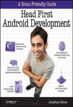 ترجمه کتاب Head First Android Development