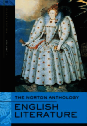 The Norton Anthology of English Literature, Vol. 1: The Middle Ages through the Restoration and the Eighteenth Century